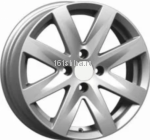 Remain R208 Renault Logan 6x15 4x100 ET40 d60.1 сильвер (серебро)